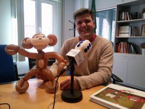 David de Bustos en PR (Entrevista)