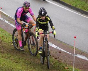 Itziar Álvarez ciclocross