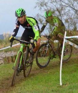 Jesus Manuel de Castro ciclocross