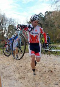 Juan Arozamena ciclocross