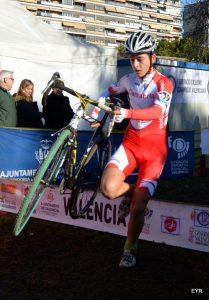 Miguel Sanchez ciclocross