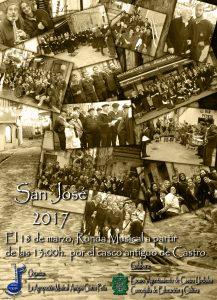 Amigos Castro Peña San José 2017