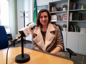 Carolina Fdez, UGT trabajadoras Residencia