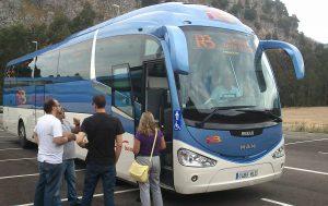 Autobuses IRB