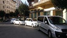 Parada Taxis Colón