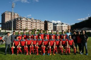 Plantilla Castro FC 2016-17