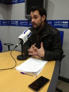 Dani Rivas en PR 3-Feb