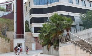 Ascensor de Santa Catalina (2)