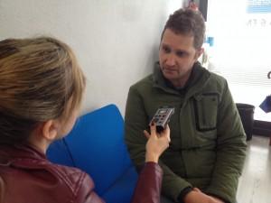 Cesar Barco. Entrevista tras Huelga_2