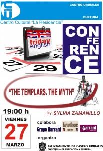 Conferencia Los Templarios Harvard La Residencia