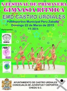 Festival de Primavera EM Gimnasia Ritmica