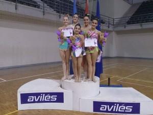 Gimnasia Rítmica Torneo Avilés (2)
