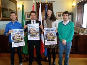 Presentación Carrera Solidaria Rend Prev