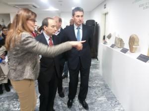 Visita Consejero Cultura Archivo (3)