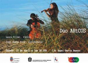 Concierto Duo Artcos