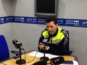 Domingo Lázaro, Jefe Policía Local