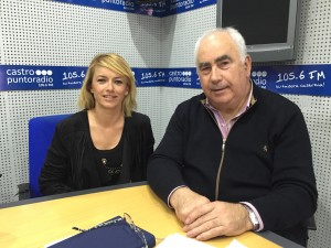 Fito e Isabel Candidatos PRC Guriezo