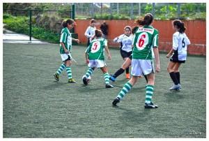 Mioño Fútbol femenino