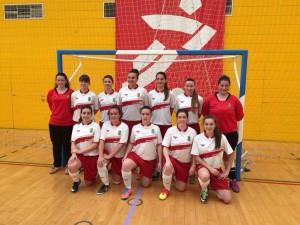 Selección Cántabra Femenina sub 17 Fútbol Sala