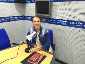 Ainhoa Pérez Concejala Festejos