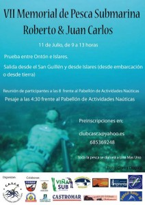 Memorial Pesca Submarina Casca