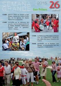 Programa Fiestas Semana Grande 2015 (13)