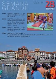 Programa Fiestas Semana Grande 2015 (23)