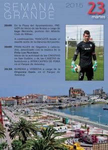 Programa Fiestas Semana Grande 2015 (5)