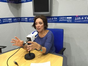 Ana Urrestarau en PR 29.jul