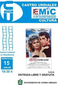 Cine en Inglés 'Grease'