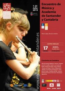 Encuentro Música y Academia de Sder en Castro