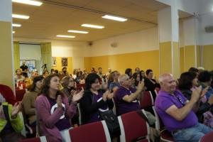 Mitin central Podemos en Castro (5)