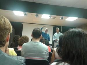 Reunión Colegio Riomar Ubicación Alumnos 3er IES