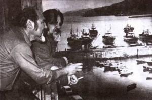 Horacio Guarany en Castro