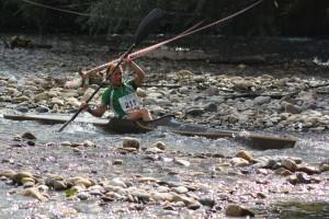 Descenso del Deva Kayak (1)