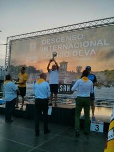 Descenso del Deva Kayak (4)