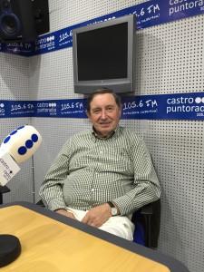 José Luis Carranza en PR