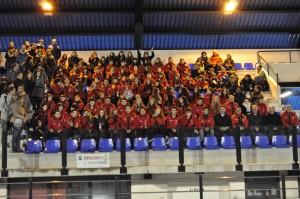 Presentación Club Atlético_Equipo con Alcalde
