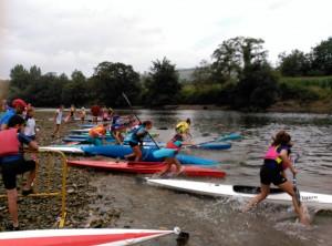 Regata Base Kayak Santos Mártires de Unquera (4)