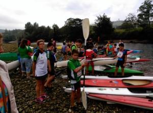 Regata Base Kayak Santos Mártires de Unquera (7)