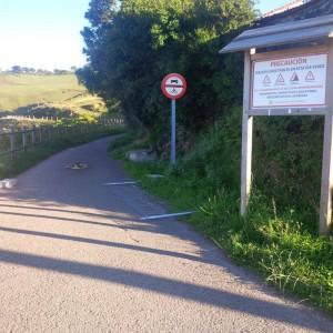 Via Verde Onton-Muskiz. Parte Cantabria (1)