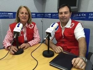 Voluntarios Cruz Roja Taller Memoria