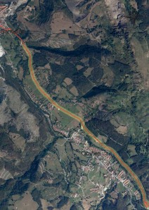 Camino de Santiago3 - Otañes - Santullán