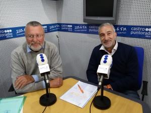 Ciudadanos. Roberto Morales y JL Maza