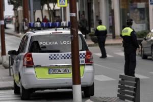 Coche de Policía Local