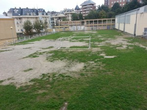 Campo Fútbol IES Argenta