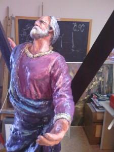 Escultura San Andrés Goitia (3)
