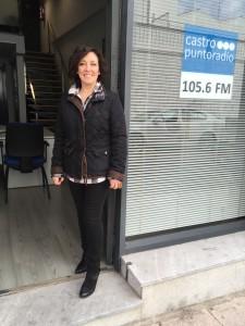 Ana Urrestarazu Portavoz en PR