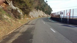 Carretera Sonabia limpiada (3)
