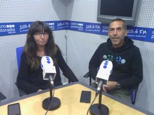Javi Orruela y Pilar Machin Nómadas en PR